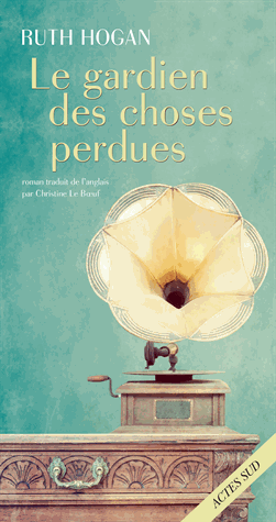 Le gardien des choses perdues de Ruth Hogan