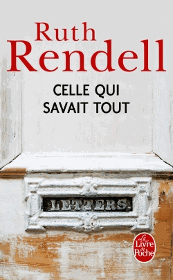 Celle qui savait tout de Ruth Rendell