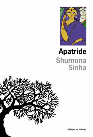 Apatride de Sinha Shumona