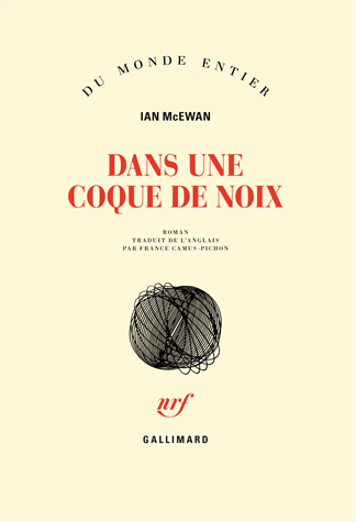 Dans une coque de noix de Ian McEwan