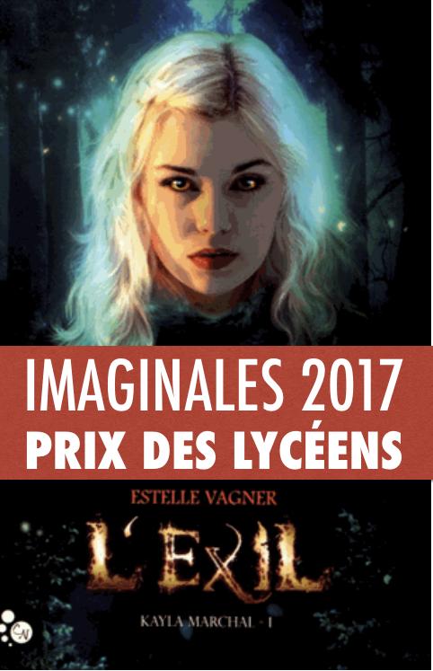 Kayla Marchal - Tome 1 L'Exil de Estelle Vagner