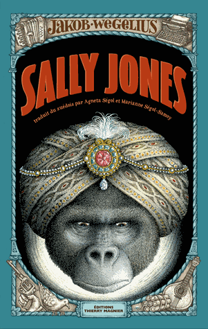 Sally Jones de Jakob Wegelius