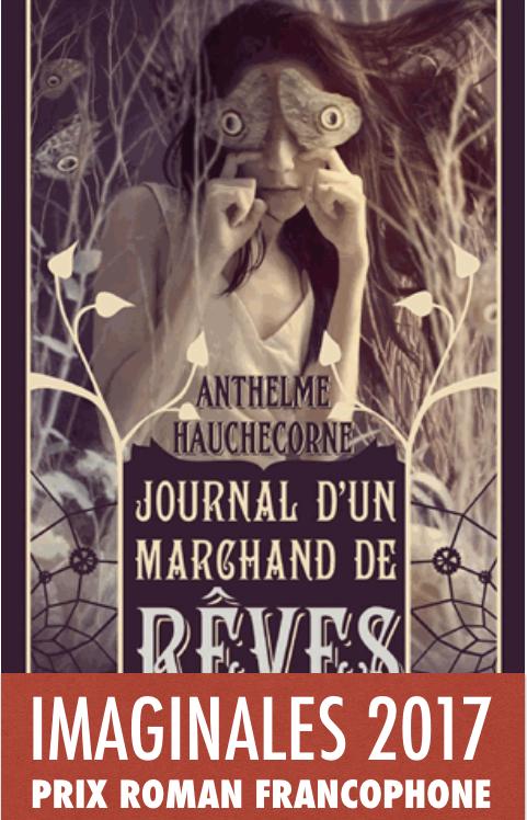Journal d'un marchand de rêves   de Anthelme Hauchecorne