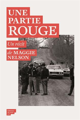 Une partie rouge de Maggie Nelson