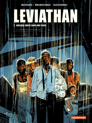 Léviathan Tome 2           de Luc Brunschwig