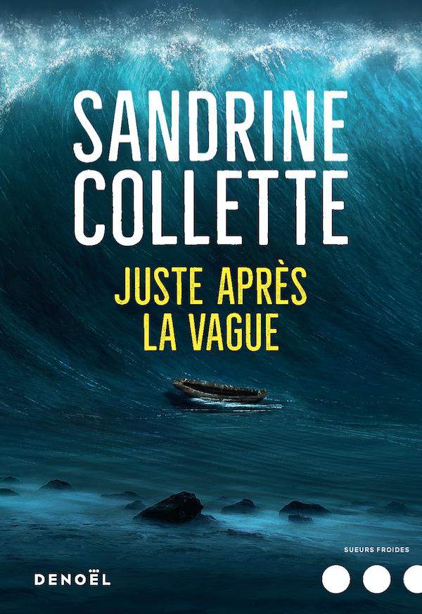 Juste après la vague de Sandrine Collette