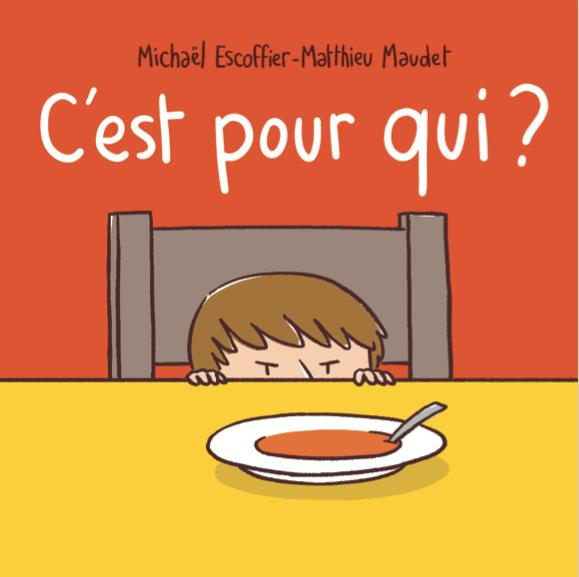 C'est pour qui ? de Matthieu  Maudet