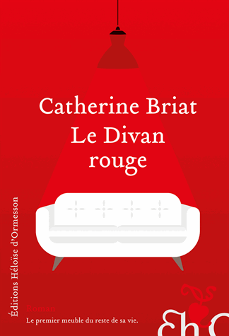 Le divan rouge de Catherine Briat