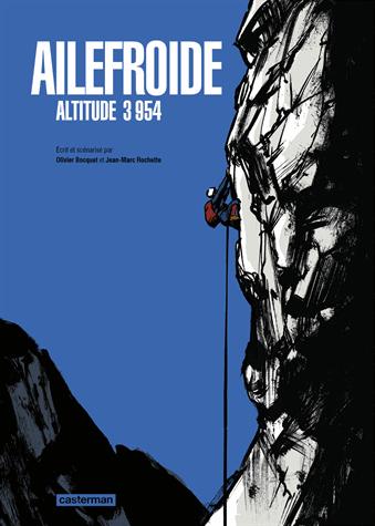 Ailefroide  - Altitude 3 954         de Jean-Marc Rochette