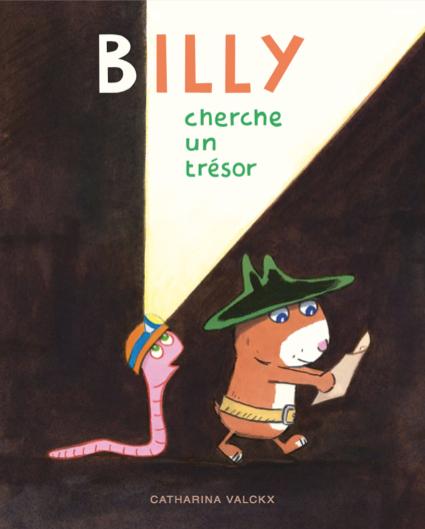 Billy cherche un trésor de Catharina Valckx