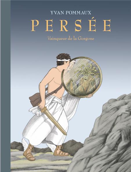 Persée de Yvan Pommaux