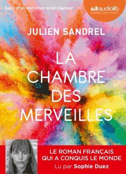 La chambre des merveilles - Audio               de Julien Sandrel