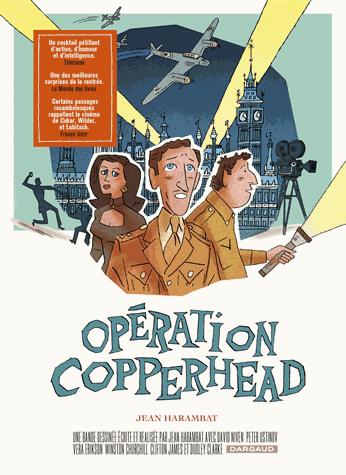 Opération Copperhead                de Jean Harambat