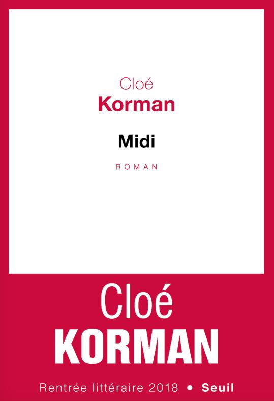 Midi de Cloé  Korman