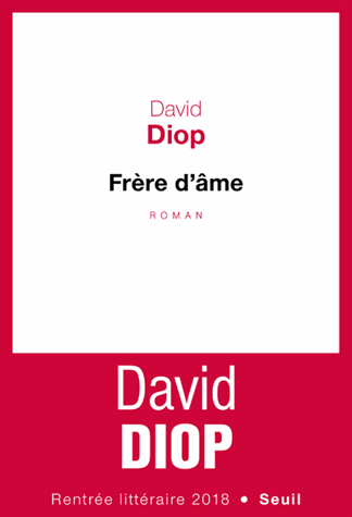 Frère d'âme de David Diop