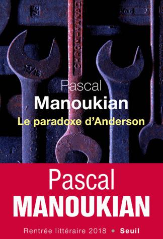 Le paradoxe d'Anderson de Pascal Manoukian