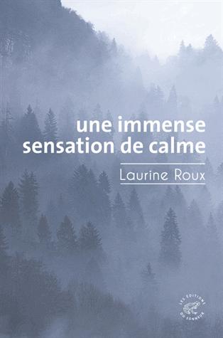Une immense sensation de calme de Laurine Roux