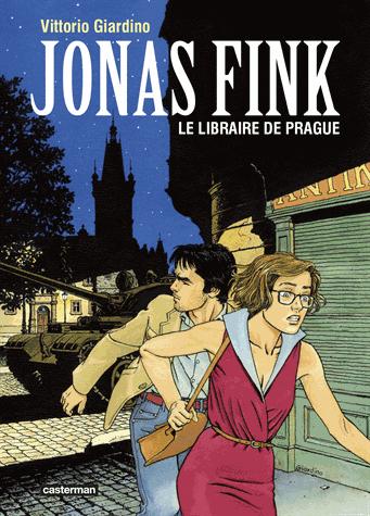Jonas Fink - Le libraire de Prague            de Vittorio Giardino