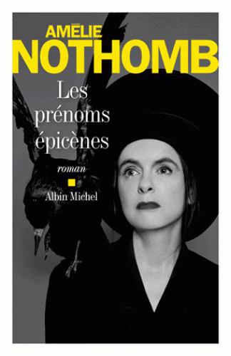 Les prénoms épicènes de Amélie  Nothomb