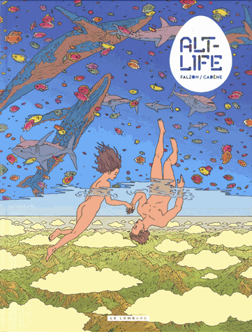 Alt-life               de Thomas Cadène