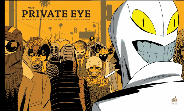 The Private Eye                  de Brian K. Vaughan