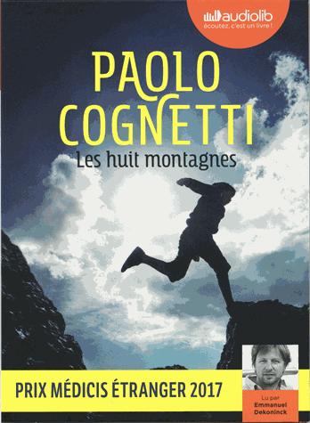 Les huit montagnes - Audio                 de Paolo Cognetti