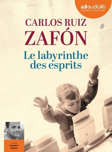 Le labyrinthe des esprits  de Carlos Ruiz Zafon