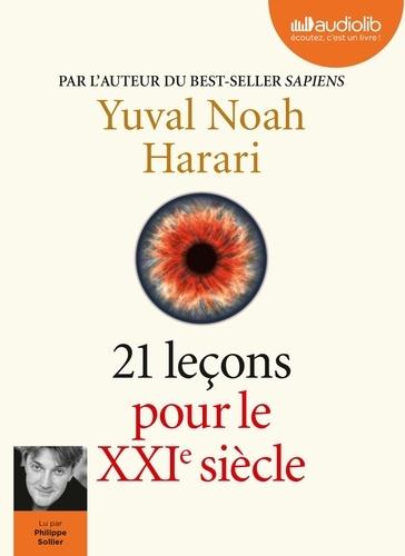 21 lecons pour le XXIe siècle         de Yuval Noah Harari