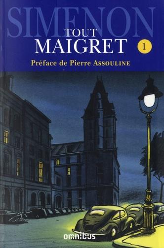 Tout Maigret - Tome 1 de Georges Simenon