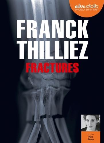 Fractures - Audio de Franck Thilliez