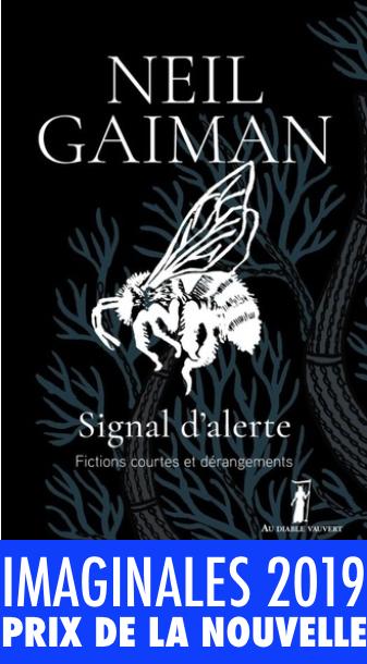 Signal d'alerte de Neil Gaiman