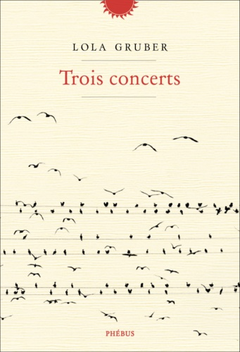 Trois concerts de Lola Gruber