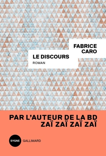 Le discours de Fabrice Caro