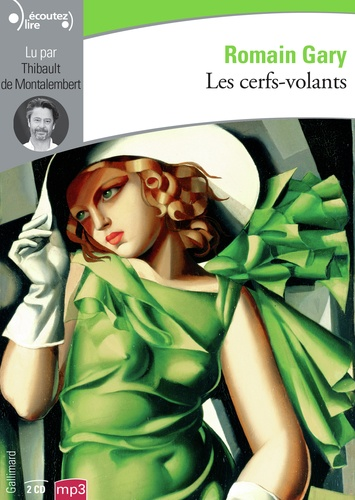 Les cerfs-volants - Audio     de Romain Gary