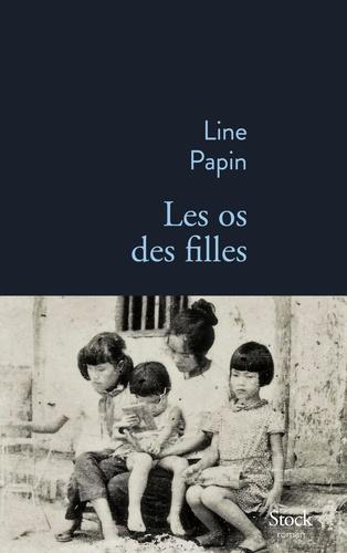 Les os des filles de Line Papin