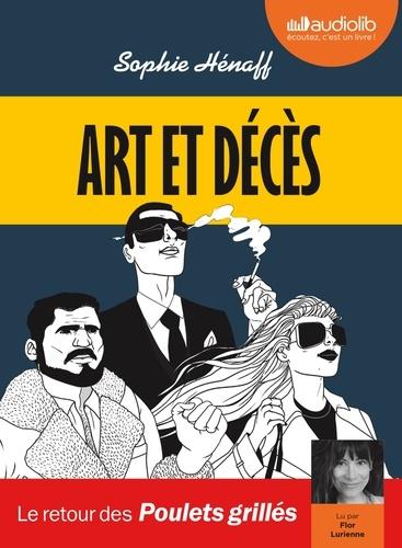 Art et décès - Audio de Sophie Hénaff