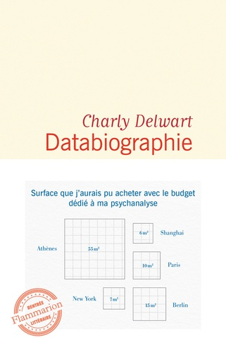 Databiographie de Charly Delwart