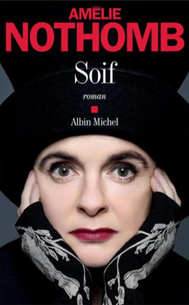 Soif de Amélie  Nothomb