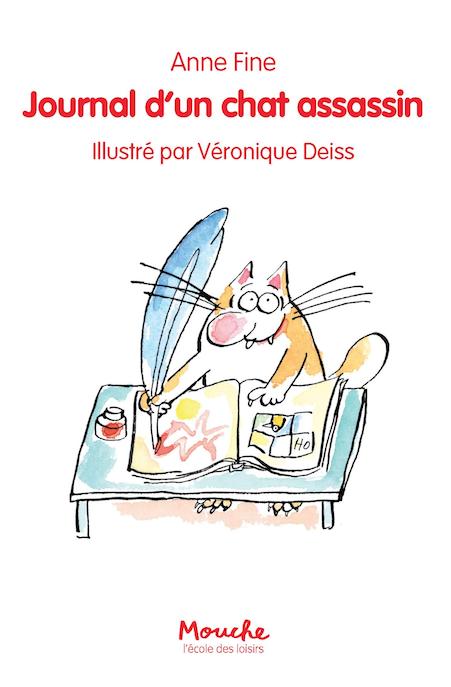 Journal d'un chat assassin de Anne  Fine
