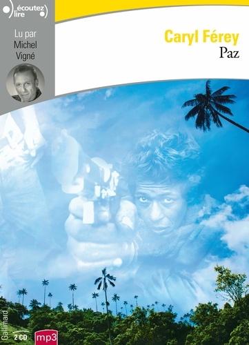 Paz - Audio de Caryl  Férey