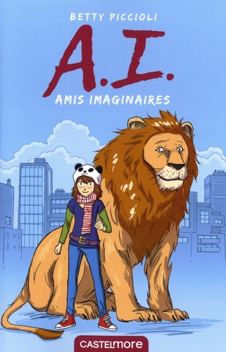 A.I. Amis imaginaires de Betty Piccioli