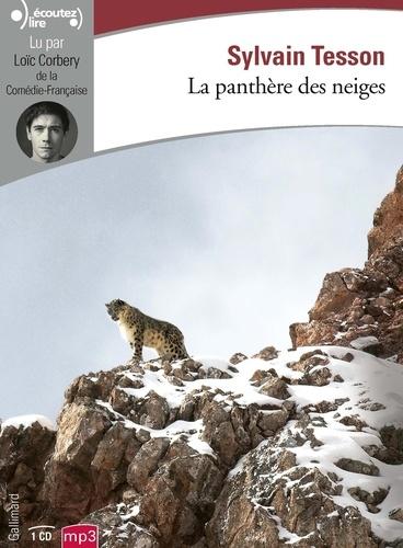 La panthère des neiges - Audio de Sylvain Tesson