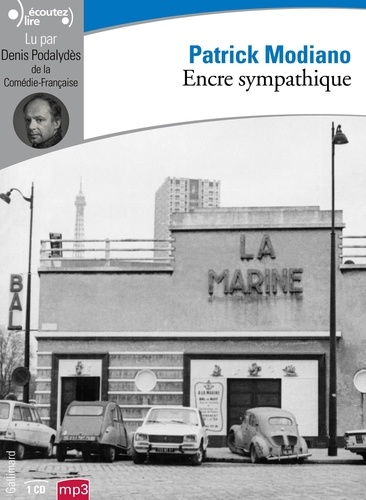 Encre sympathique - Audio de Patrick Modiano