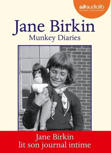 Munkey Diaries (1957-1982) - Audio de Jane Birkin