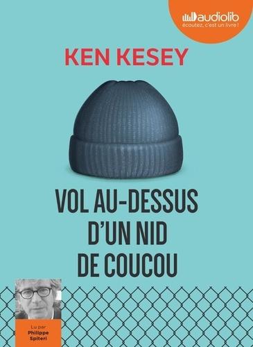 Vol au-dessus d'un nid de coucou - Audio de Ken Kesey