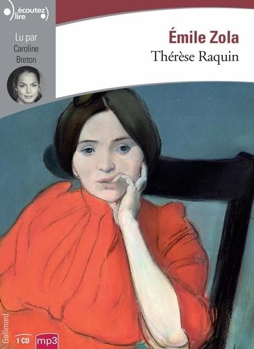 Thérèse Raquin - Audio de Emile Zola