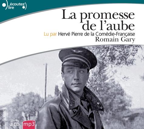 La promesse de l'aube - Audio de Romain Gary