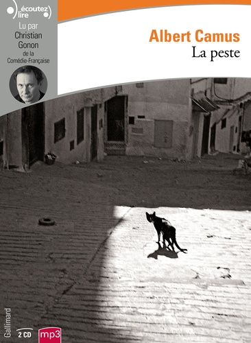 La peste - Audio de Albert Camus