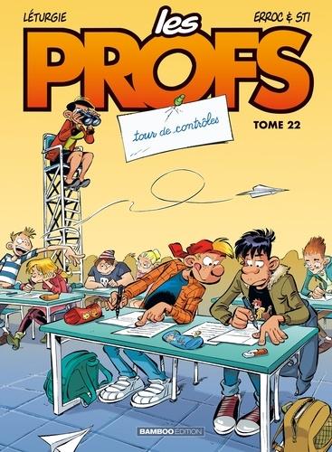 Les Profs - Tome 22 de  Erroc