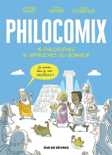 Philocomix - Tome 1 de Anne-Lise Combeaud